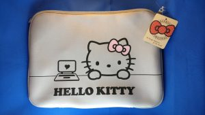 Hello Kitty ComputerCase Gray