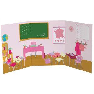 Hintergrund Schule Zimmer