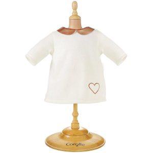 Langarm Kleid/Stoffstrick