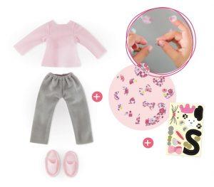 Set Pyjama & Pantoffeln