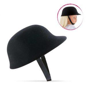 Reit Helm schwarz