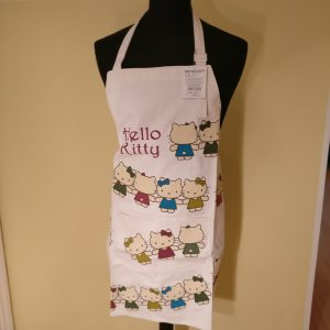 Hello Kitty Kochschuerze S-L