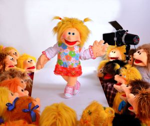 Living Puppets 45 cm-B