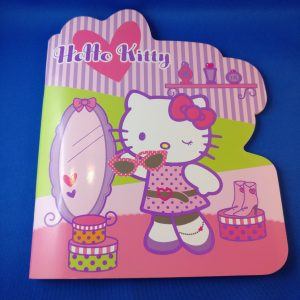 Hello Kitty Stickeralbum