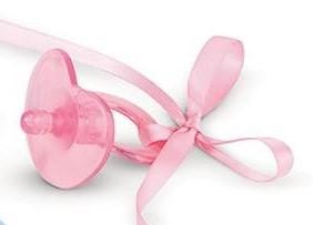 Schnuller rosa