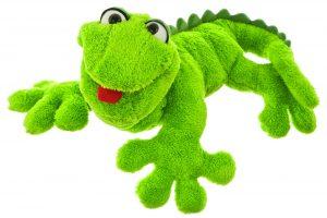 Kleiner Gecko Giovanni