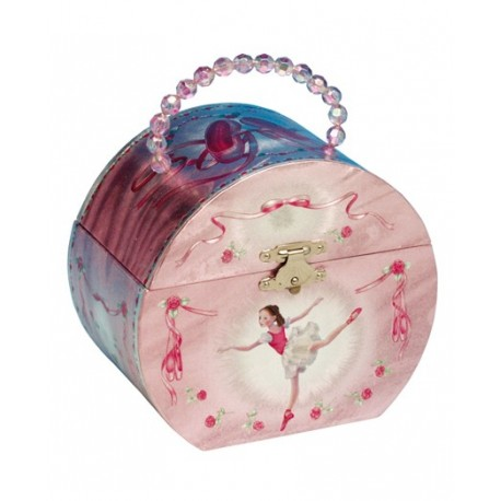 Spieluhr Taschenform Ballerina.