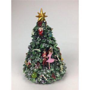 Tannenbaum Nußknacker