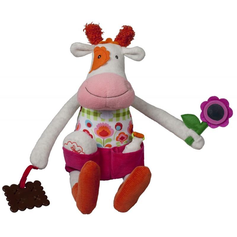 Anémone die Kuh
