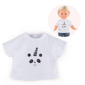 Corolle Einhorn Tshirt Bär