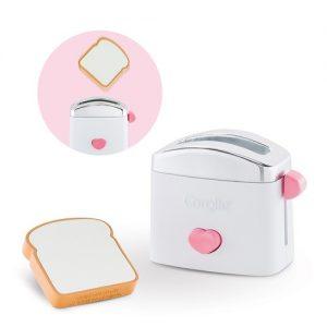 Corolle Toaster und Toast