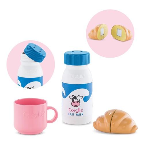 Corolle Kipfal Milch Kakau