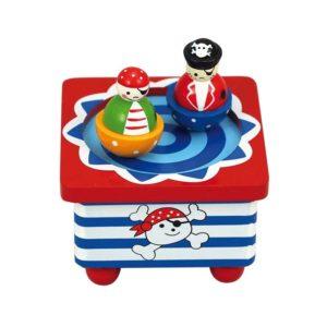 Spieluhr Tanzende Piraten